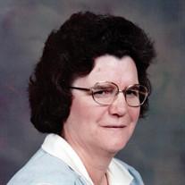 Mrs. Cora Lee Deyton Carpenter