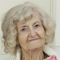 Margaret Jane Izatt James