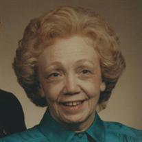 Mrs. Billie Dear Whitfield