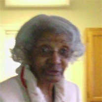 Reverend  Dr. Velma  Constance Inabinet