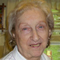 Peggy Mae Nevins