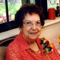 Mary K. (Swob) Evans