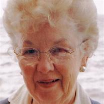 Berta Mae Wagar