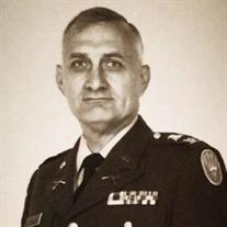 Ret. Col. Albert C. Gentry
