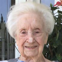 Mrs. Evelyn Helen Camann