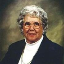 Ruth Lindsey