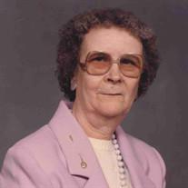 Wilma Marie Olson
