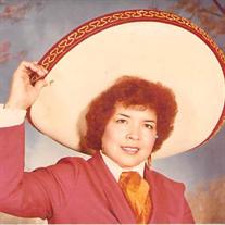 """Isabel """"Baisy"""" Cantu Garcia"""
