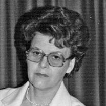 Violet Marie Tucker