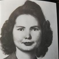 Mrs. Helen Thacker  Standridge
