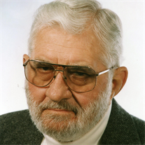 """Rev. Mr. Robert """"Gene"""" E. Staker"""