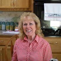 Shirley Ann Gingell