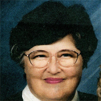 "Marcelyn ""Marcy""  E. Rolfs"