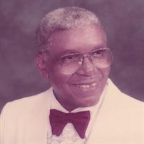 Mr.  Cleveland Glover Sr
