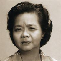 Luisa O. Cajili