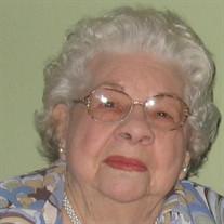 "Mabel  Elizabeth ""Betty"" Mayeux"