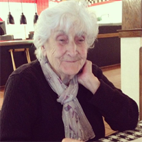 Irene Florence Hannell