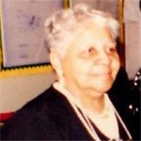 Mrs. Ethel Alverta Garrett