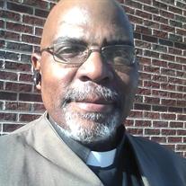 Bishop Calvin Daniel Newsome