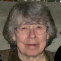 Shirley Josephine Scheff