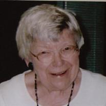 Doris  Eileen Fenstemaker