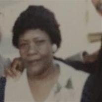 Mrs. Sarah Alice Brown-Cypress