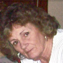 Mrs. Mable Elleene Ravan