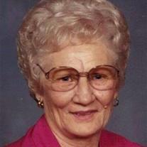 Georgia Marie Bedford