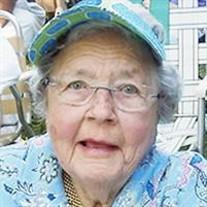 Elizabeth 'Betty' Peterson