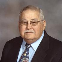 "Harold Clay ""Buck"" Palmer"