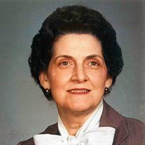 Ruth Kirkpatrick-Pollett