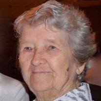 Nancy Jane  Jackson