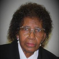 Hilda Mae Hill