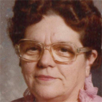 Mildred Ellen Stransky