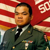 SSG (Ret) Alfred N. Bio