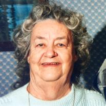 Betty  Jean Franklin