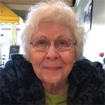 Betty Ann Williams Harris