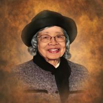 Evelyn Mae Watt