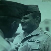 CW2 Edward  H. DeGrenier US Army (Ret.)