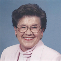 Mary Elizabeth Peterson