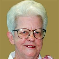 Burma Louise Caldwell