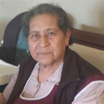 Mrs. Maria Luz Almaraz