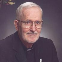 Rev. J. David Pepper