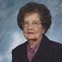 Vera Elizabeth Johnston