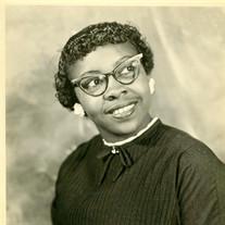 Mrs. Mary Lou Simpson