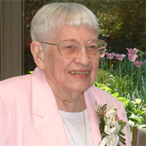Sister Esther Bataille OSB