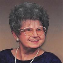 Gladys M. Greene