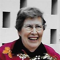 "Mrs Margaret ""Peggy"" Moehlenbrock"