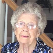 Bertha Marie Goff
