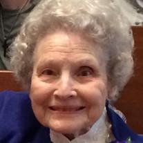 Martha S. Canaday